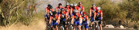 Fundraising For Our Ride To End Polio Tour de Tucson