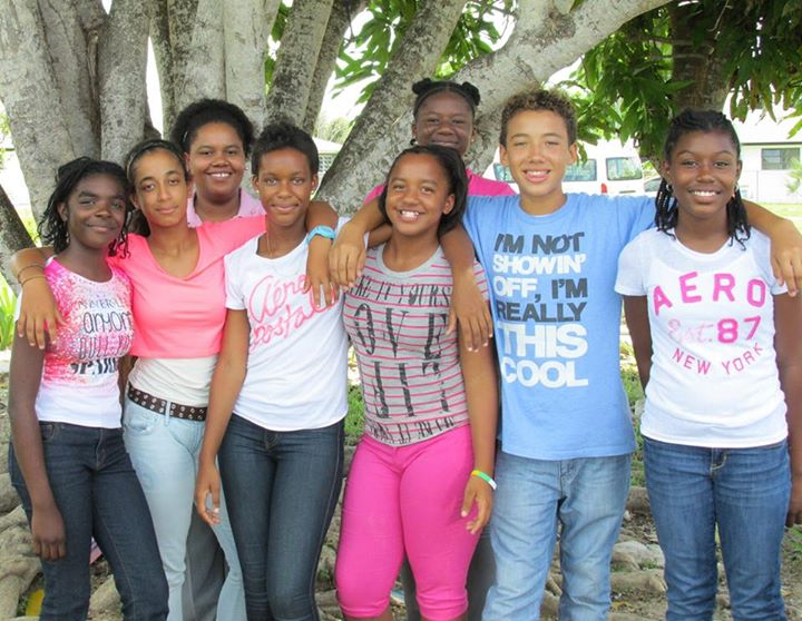 EARLY ACT CLUB GOES PINK! | Rotary Club of Eleuthera
