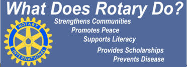 What does Rotary do? | Rotary Club of Eleuthera