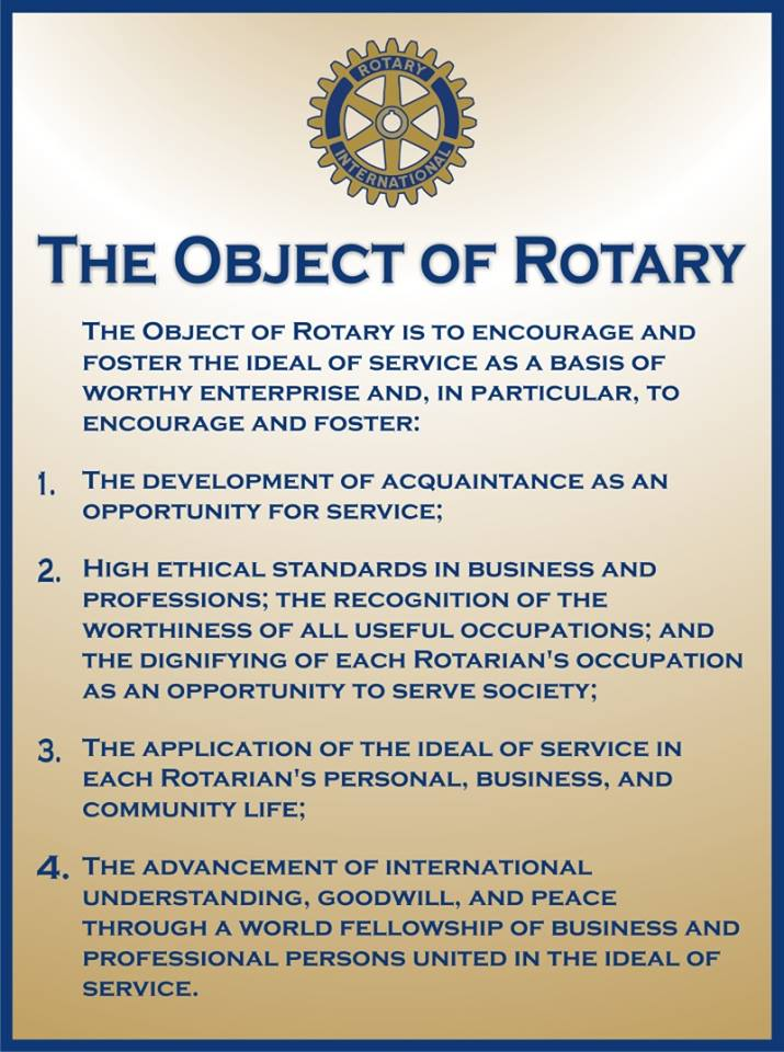 "rotary club essay of intent The rotary motto ""service above self"" conveys the humanitarian spirit of the the rotary club of sioux city donates $20,000 four way test essay."
