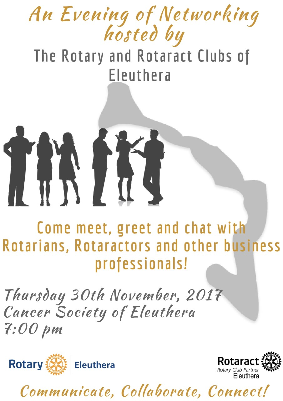 Youth Business Mixer ~ Stories rotary club of eleuthera