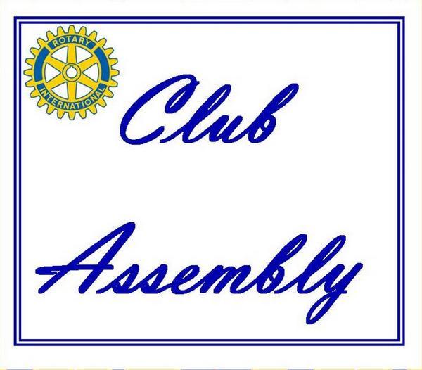 Last week the Bremen Rotary Club had their first quarterly Club ...