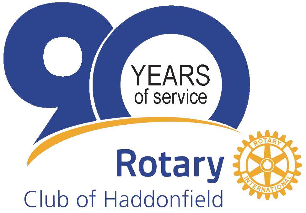 90th anniversary announcement rotary club of haddonfield