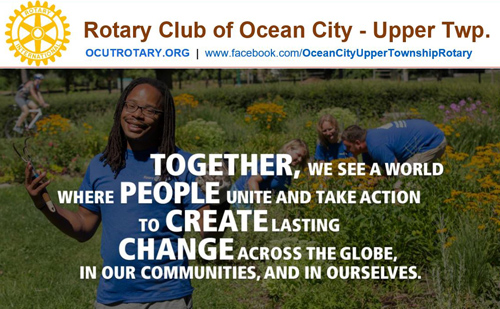 Rotary Together - Graphic