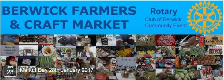 Berwick Farmers & Craft Market