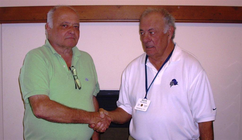 Fred Spoor & Rick DelPrete