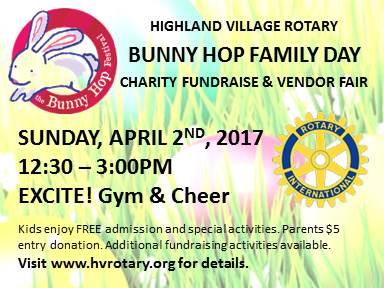 Bunny Hop 2017!