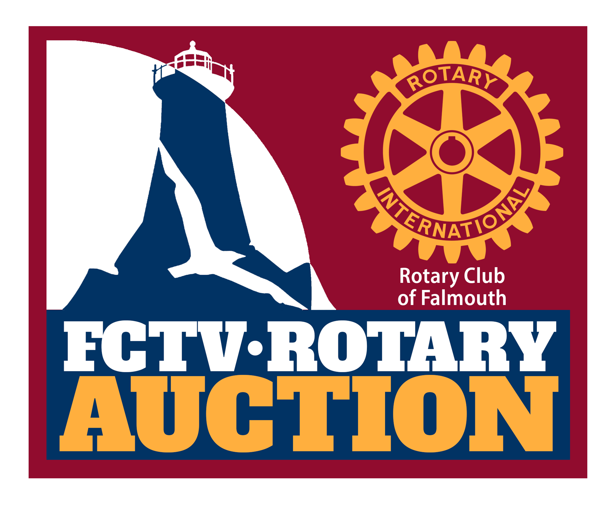 FCTV Rotary Auction event logo