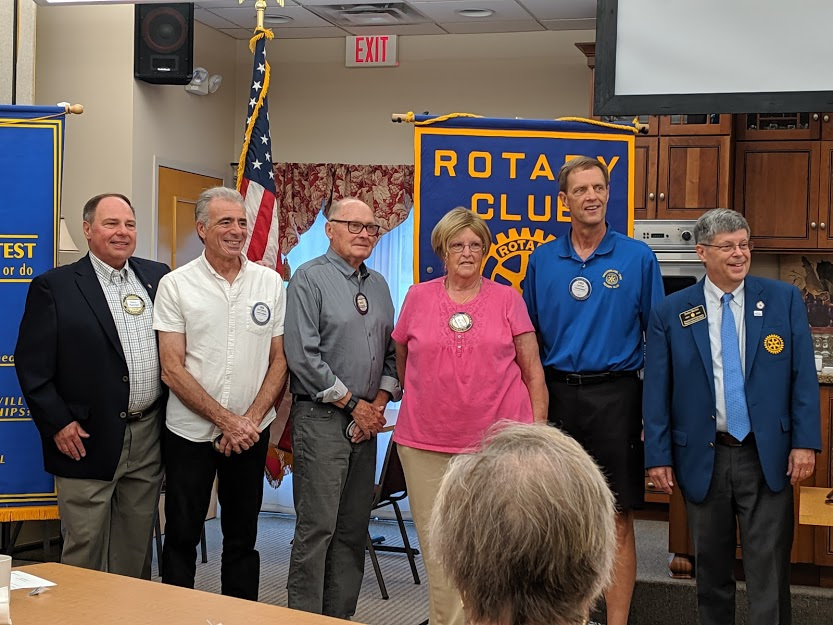 Chesterland Rotary 30th Anniversary in 2019