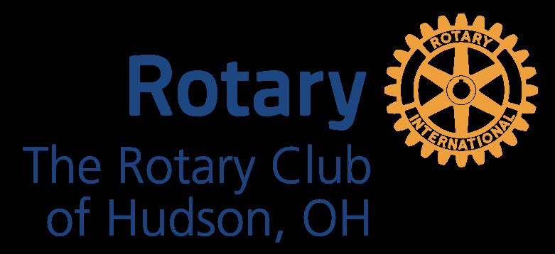 Hudson Rotary logo