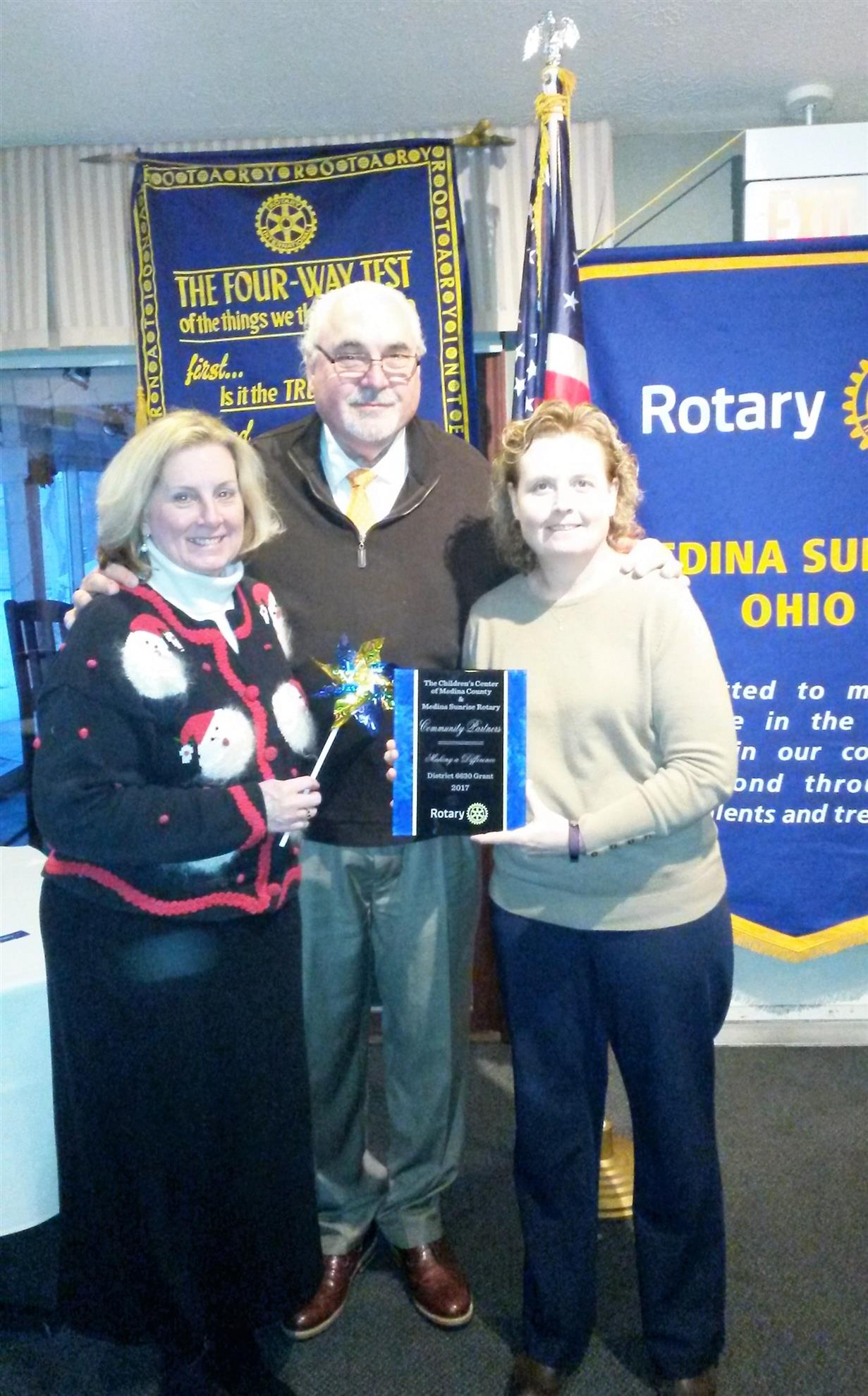 Stories Rotary Club Of Medina Sunrise