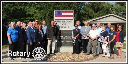 Medina 911 Memorial