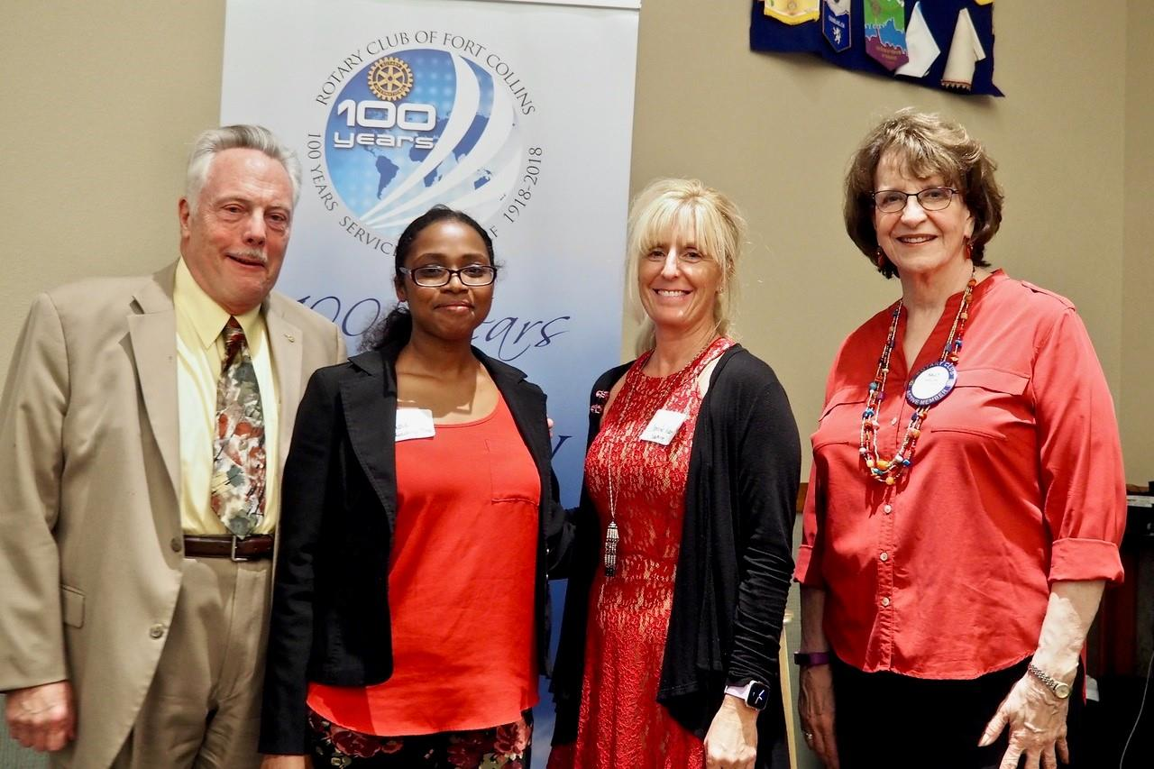 Community Grant To Teaching Tree Learning Center Rotary Club Of