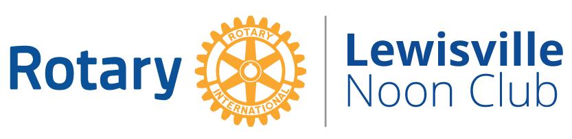 Lewisville Noon logo