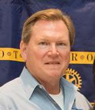 Club President, Steve Cox