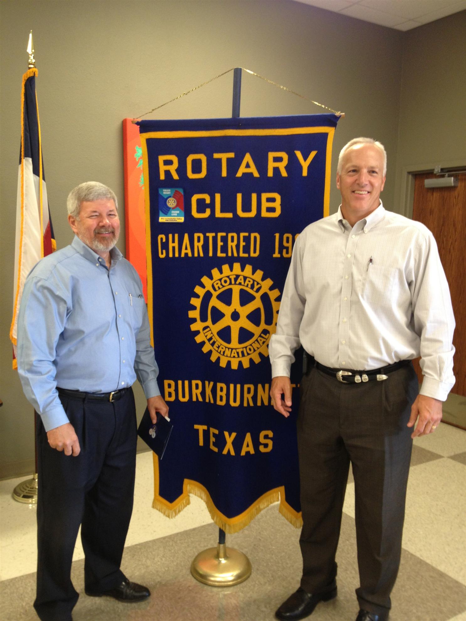 Stories | Burkburnett Rotary Club