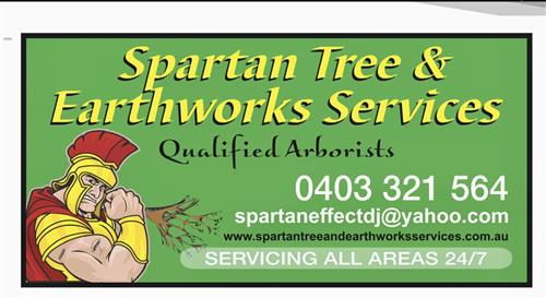 Spartan Tree Services