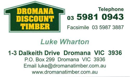 Dromana Discount Timber