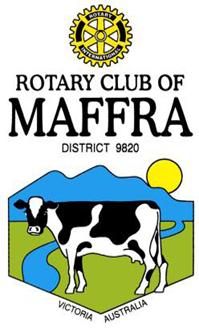 Maffra logo