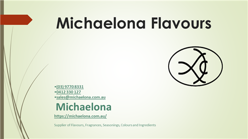 Michaelona Flavours