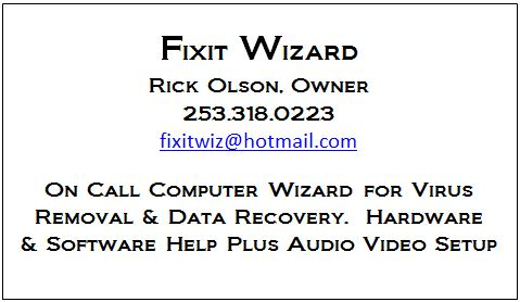 Fix It Wizard