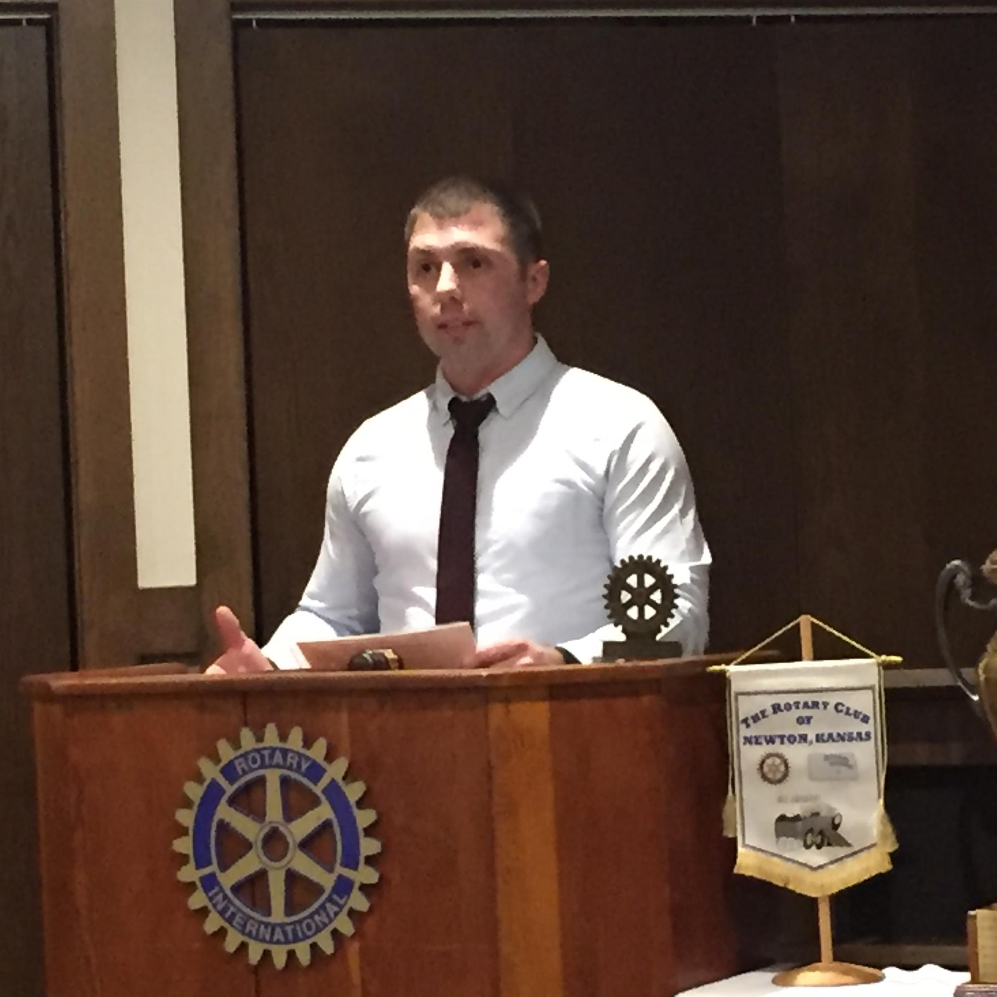 Lessons from a Rotary Peace Scholar | Rotary Club of Newton