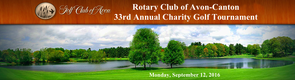 32nd Annual Charity Golf Tournament