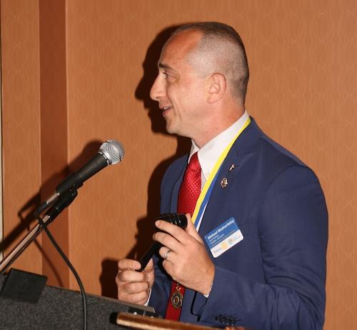 2018-19 President Mike Mezheritskiy