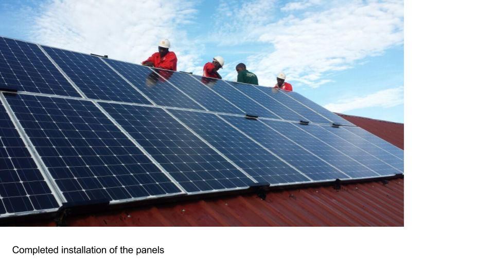 stry solar power grants