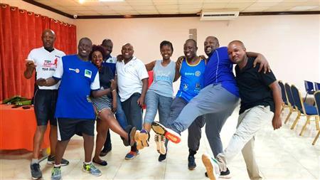Fitness Fellowship - RC Kampala Central