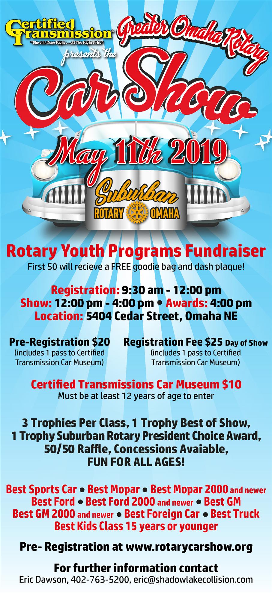 e62257375 Rotary Car Show