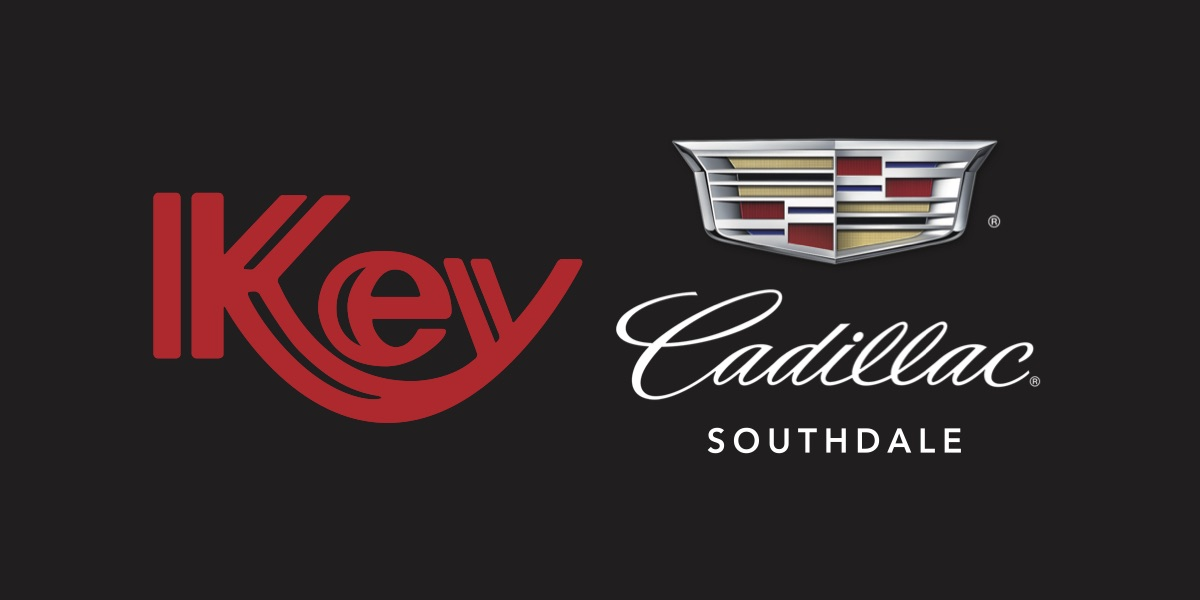 Key Cadillac logo