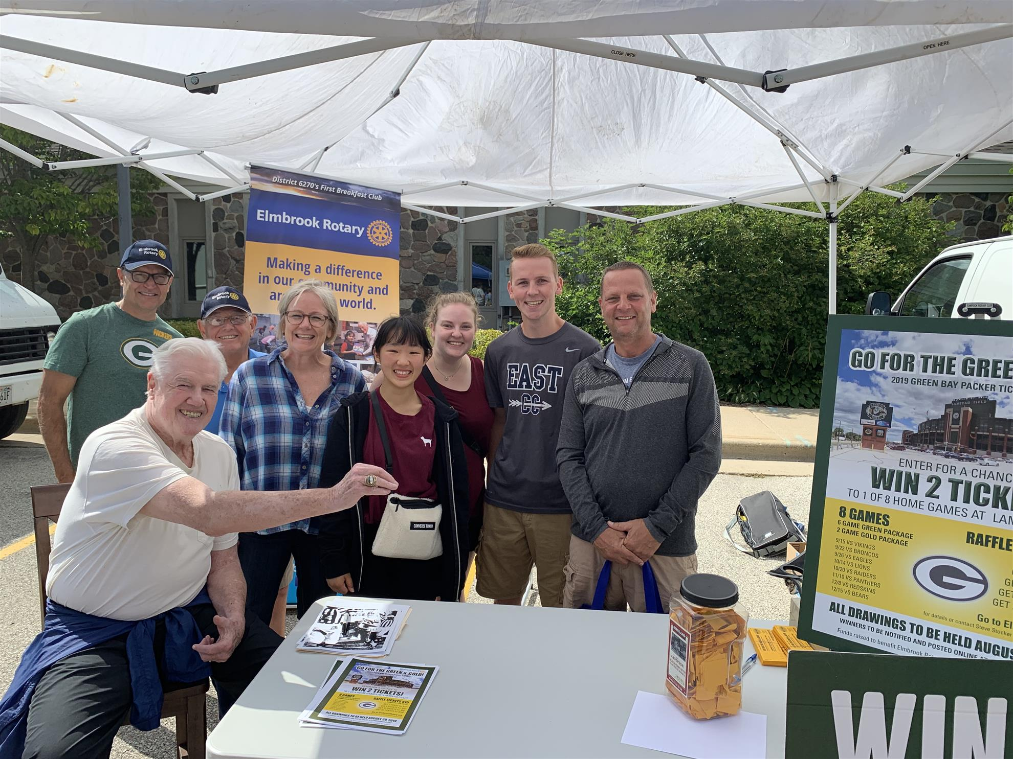 Home Page | Rotary Club of Elmbrook (Brookfield)