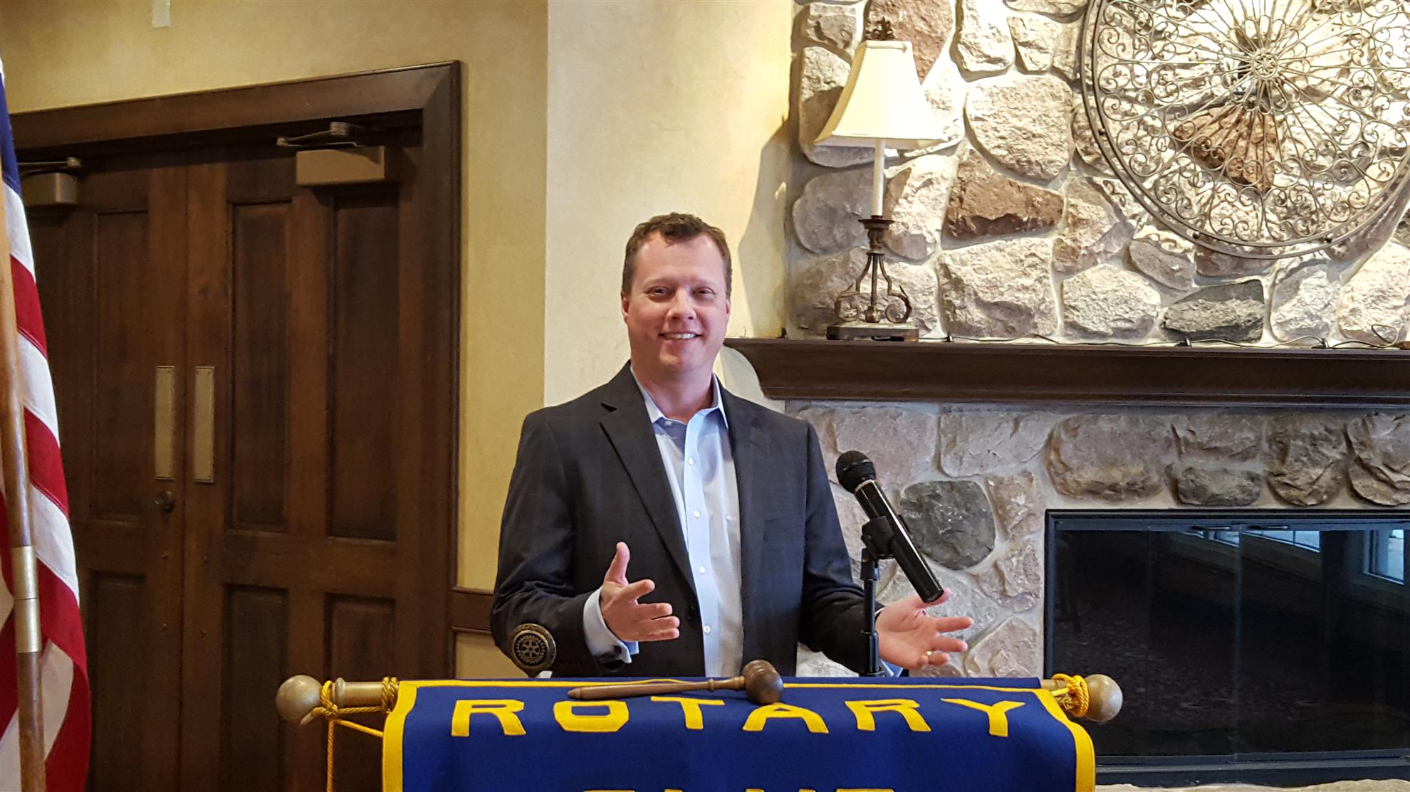 Farewell and Welcome! | Rotary Club of Thiensville-Mequon