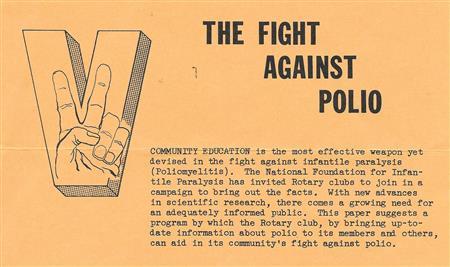 Eradication of Polio