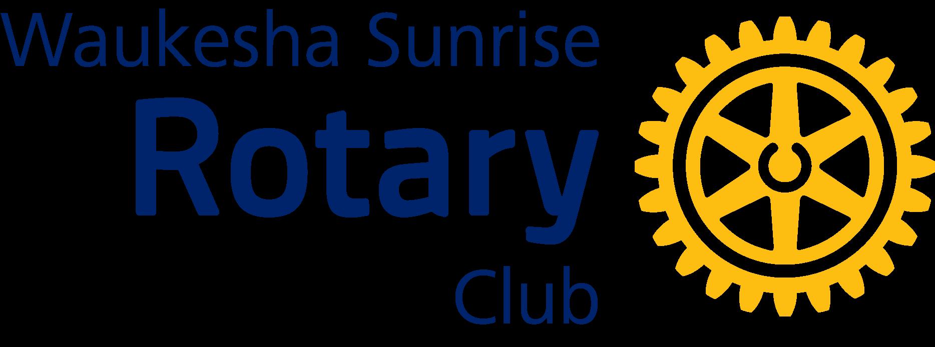 Waukesha Sunrise logo
