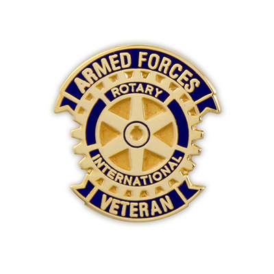 Rotarians Who Have Served Invited To Join Veterans Fellowship
