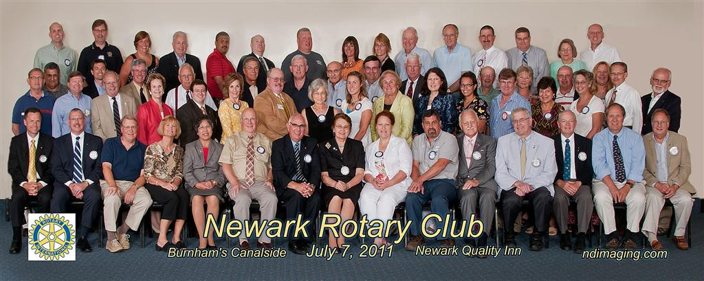 Newark Rotary Club 2011
