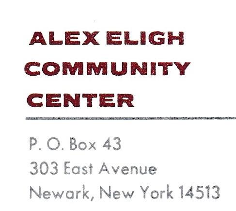 Alex Eligh Community Center