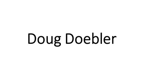 Doug Doebler