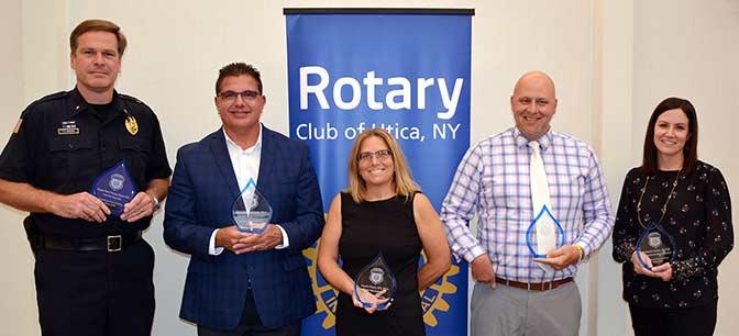 Pride of Workmanship Award Winners