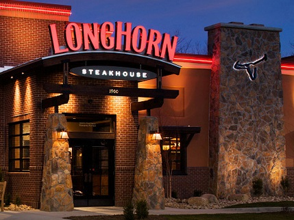 LonhHorn SteakHouse - Mt Juliet