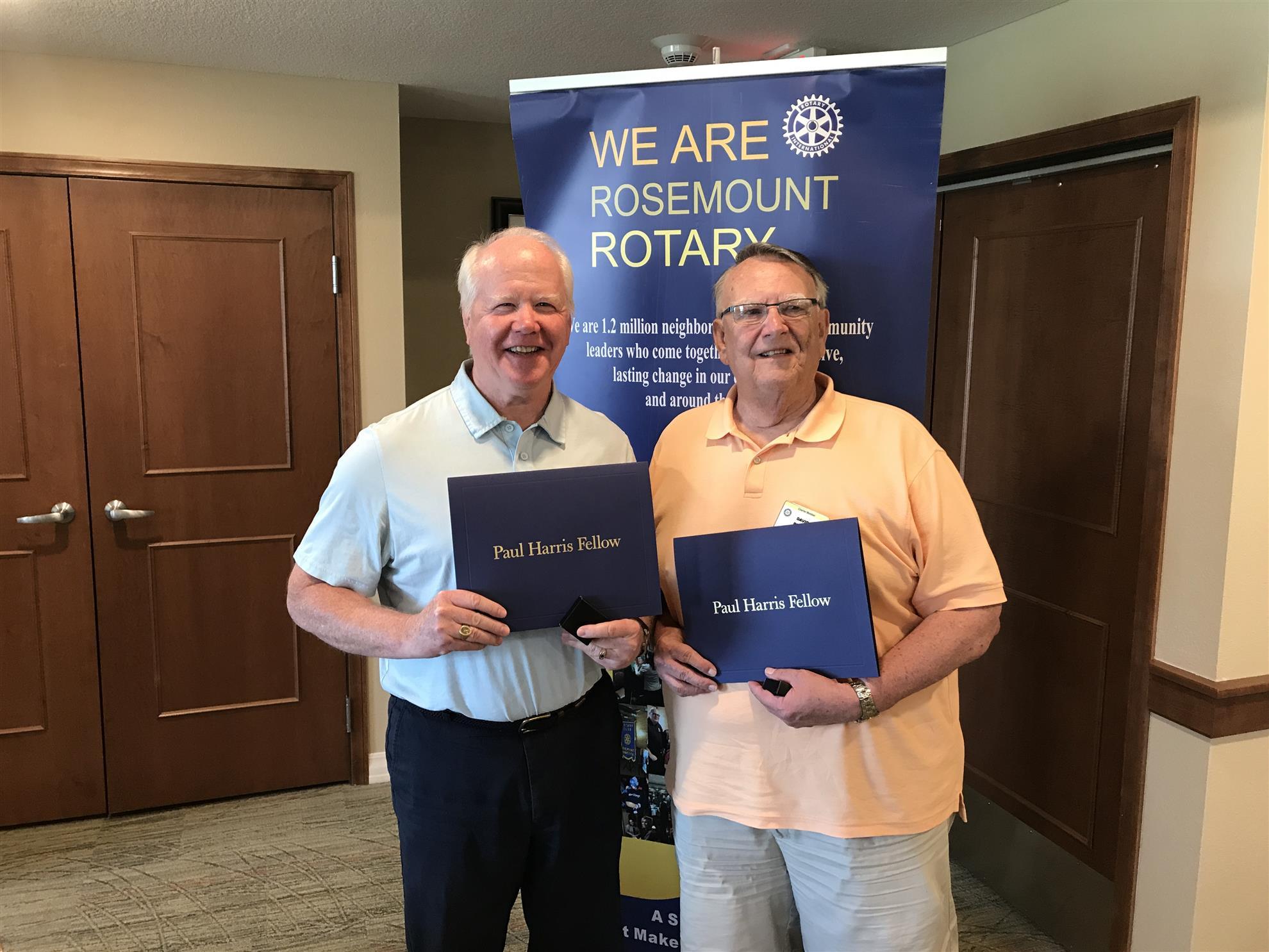 Stories | Rotary Club of Rosemount