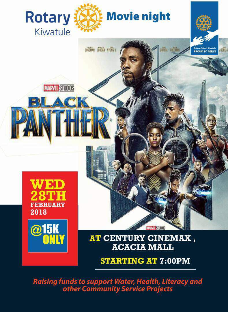 2ee5f752384 Monthly Movie - Black Panther
