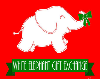 White elephant gift exchange rotary club of omaha morning negle Choice Image