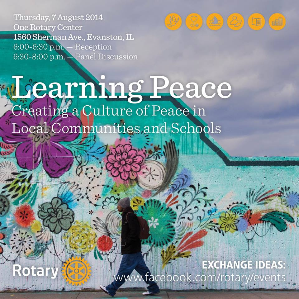#RotaryPeace