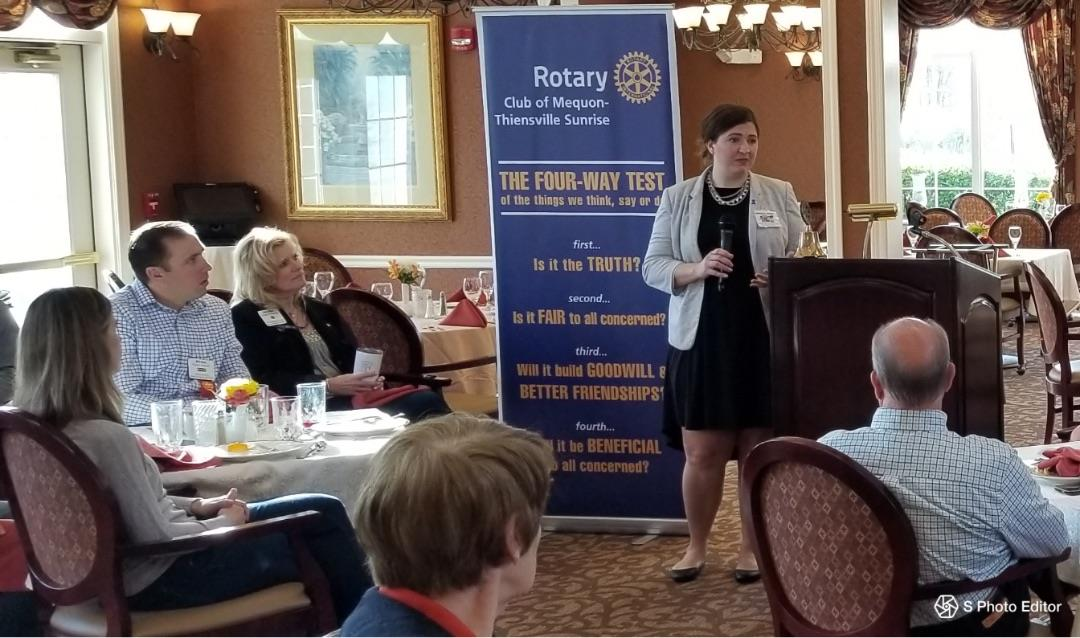 Stories | Rotary Club of Mequon-Thiensville Sunrise