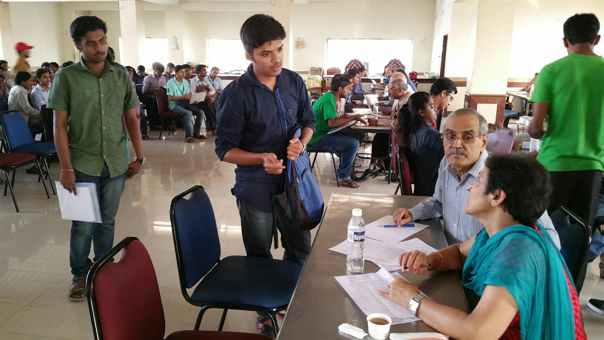 Two hundred and fifty students were invited for the final selection of the  scholarship for the higher education. Members of Rotary Bangalore South and  their ...