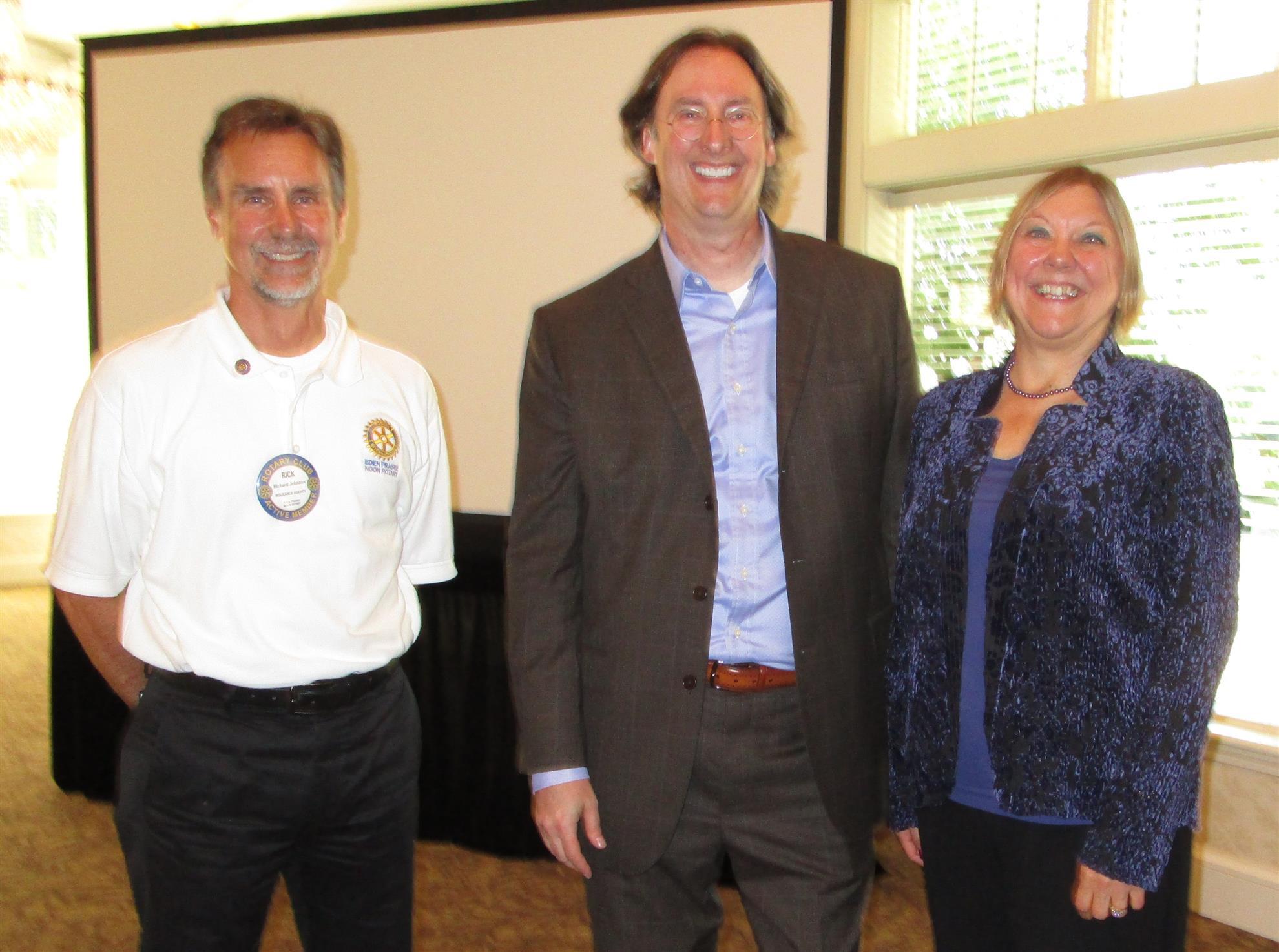 Stories | Rotary Club of Eden Prairie AM