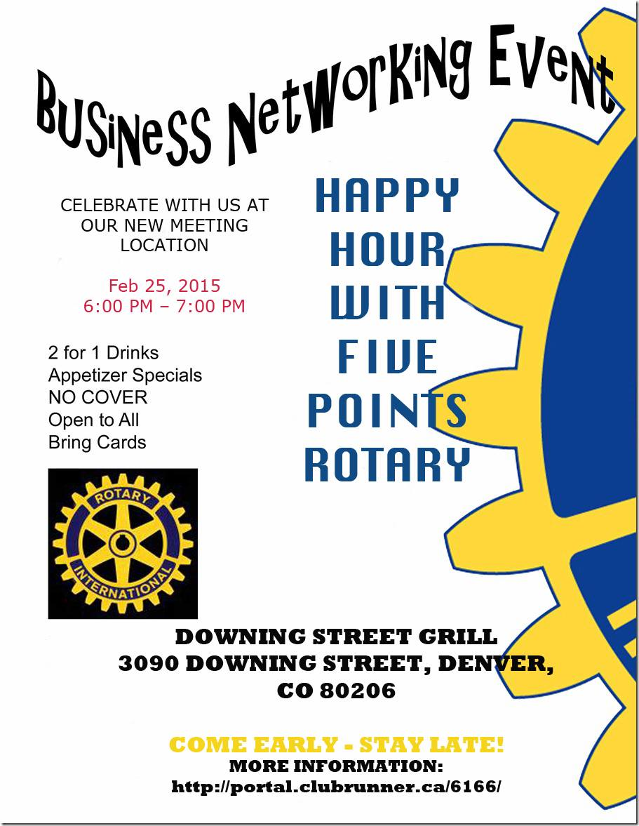 Home Page | Rotary Club of Five Points Cultural District (Denver)